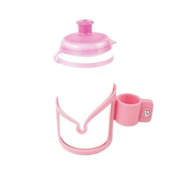 REX REX Kids Bottle & Cage Pink