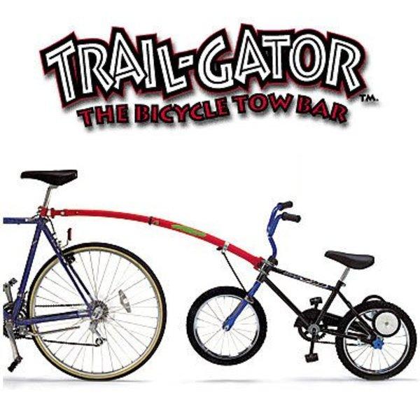 Trail-Gator Trail-Gator Bicycle Tow Bar Blue