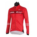 Castelli Castelli Segno Jacket Red