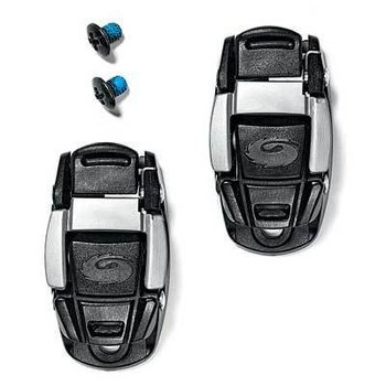 Sidi Sidi CALIPER BUCKLE BLACK/GREY (PAIR)