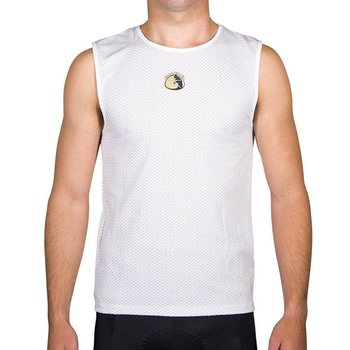 Cannibal Airlite Sleeveless Undershirt White XS