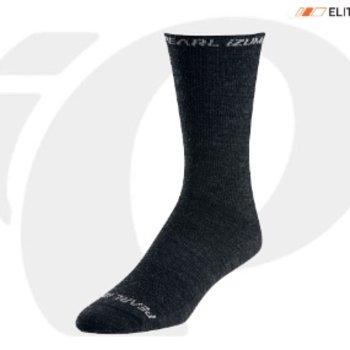 Pearl Izumi SOCKS - ELITE THERMAL WOOL BLACK XL