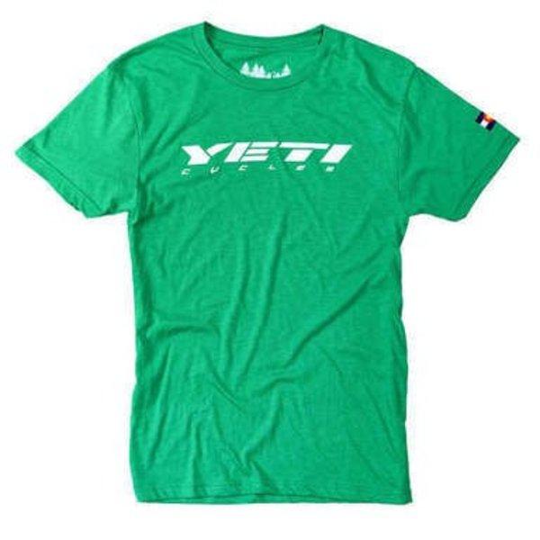 Yeti T-Shirt Ride Jersey Envy Green