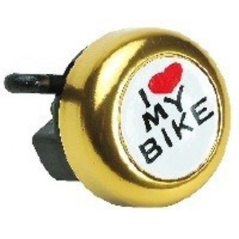 "REX REX ""I Love My Bike"" Bell"