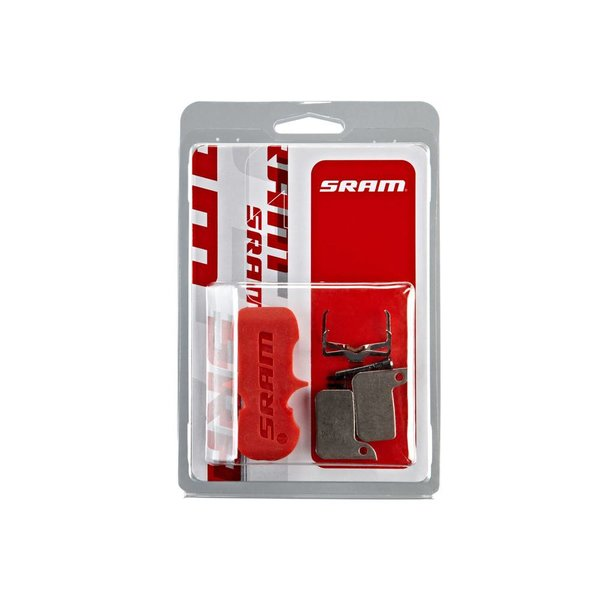 SRAM SRAM Disc Brake Pads Organic/Steel - SRAM Hydraulic Road Disc, Level Ultimate/TLM