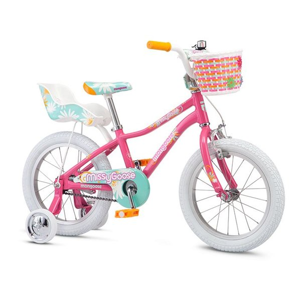 "Mongoose Mongoose Missygoose Girls 16"" Bike"