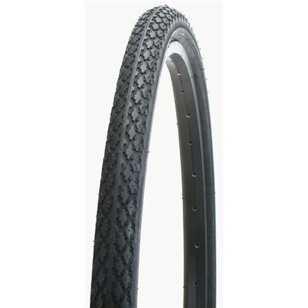 Bikecorp Tyre 24 x 1.75 MTB Centre Rib All Black