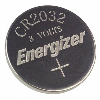Energizer 3V CR2032 Lithium Coin Battery