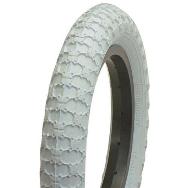 Bikecorp Tyre 12-1/2 x 2-1/4 BMX White