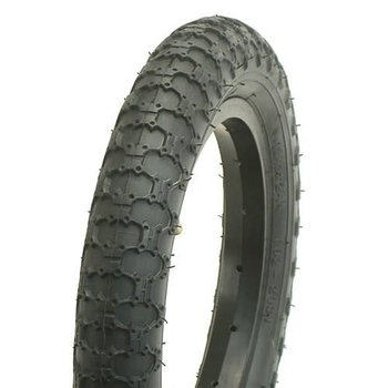 Duro Tyre 12-1/2 x 2-1/4 BMX Black