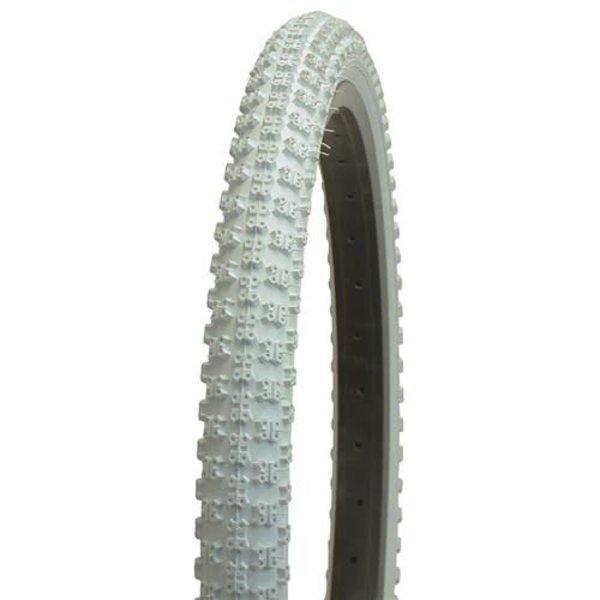 Duro Tyre 16 x 1.75 BMX All White