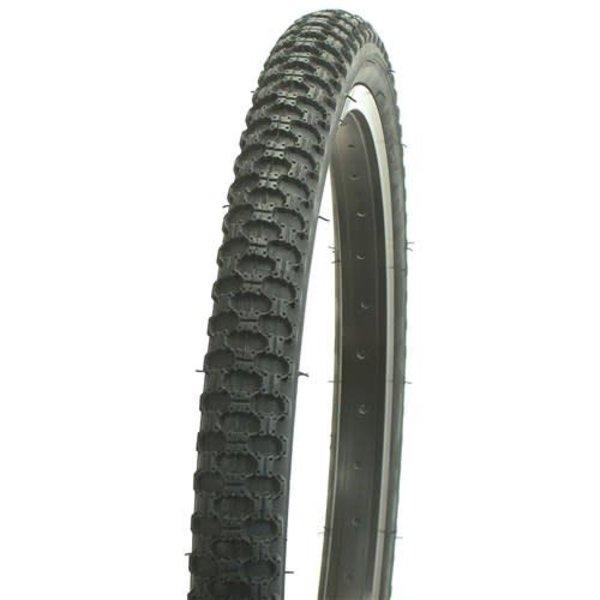 Bikecorp Tyre 20 x 1.75 All Black