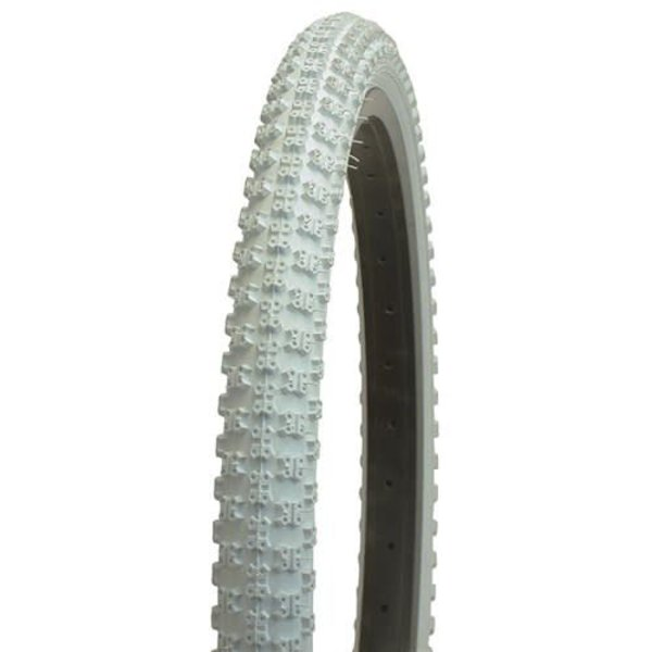 Bikecorp Tyre 20 x 1.75 All White