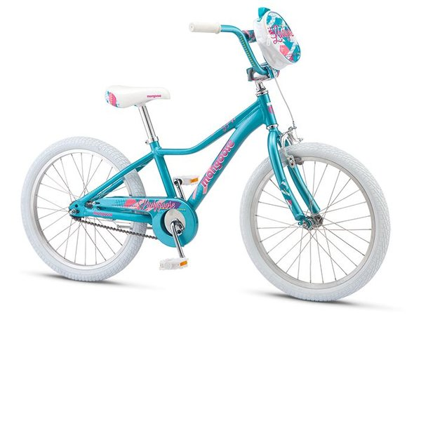 "Mongoose Mongoose LADYGOOSE Girls 20"" Teal"