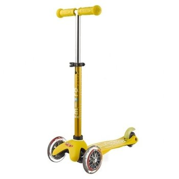 Micro Mini Micro Deluxe Scooter Yellow