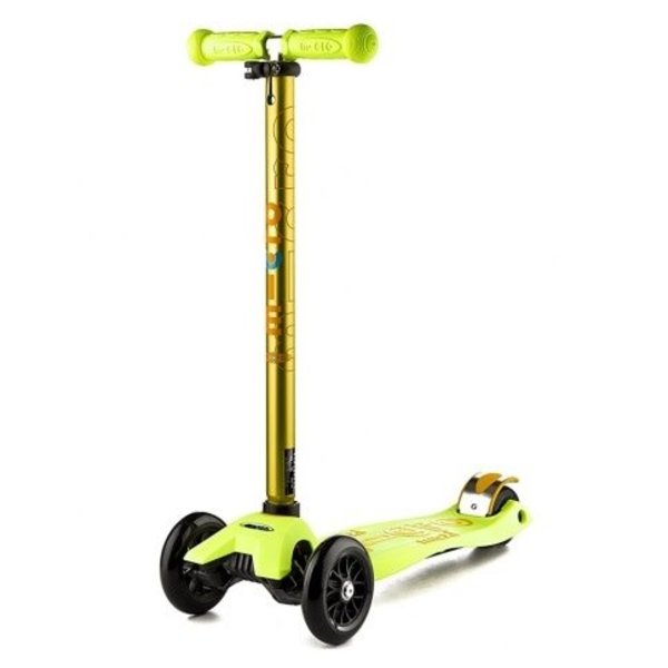 Micro Maxi Micro Deluxe Scooter Yellow