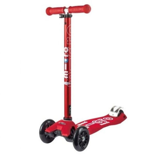 Micro Maxi Micro Deluxe Scooter Red