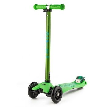 Micro Maxi Micro Deluxe Scooter Green