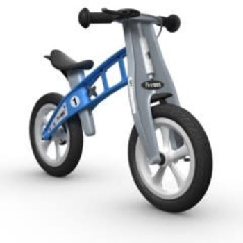 FirstBIKE FirstBIKE STREET Balance Bike with Brake Light Blue