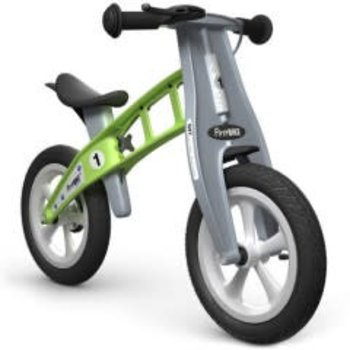 FirstBIKE FirstBIKE STREET Balance Bike with Brake Green