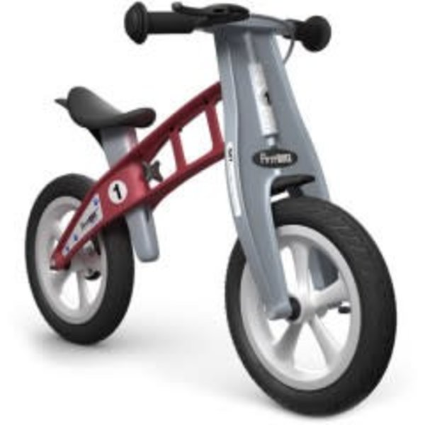 FirstBIKE STREET Balance Bike with Brake Red