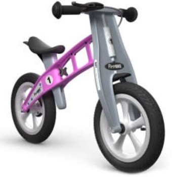FirstBIKE FirstBIKE STREET Balance Bike with Brake Pink