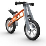 FirstBIKE FirstBIKE STREET Balance Bike with Brake Orange