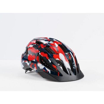 Bontrager Bontrager Solstice Youth Helmet Navy Camo