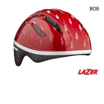 Lazer LAZER Helmet - BOB RED FLASH TODDLER UNISIZE