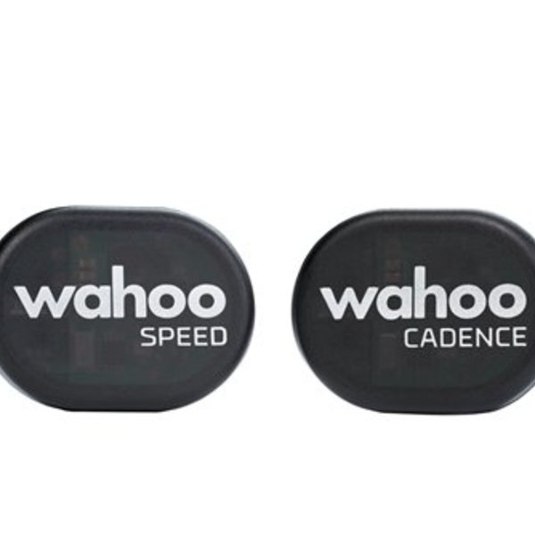 Wahoo Wahoo RPM Speed & Cadence Sensor Bundle (Bluetooth 4.0 & ANT+)