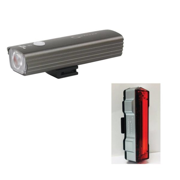 Serfas E-LUME 500 + THUNDERBOLT 2.0 COMBO LIGHT
