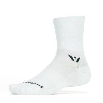 Swiftwick Swiftwick Aspire Four Socks White