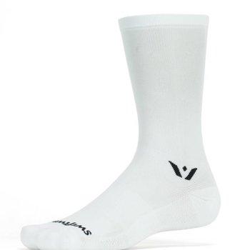 Swiftwick Swiftwick Aspire Seven Socks White