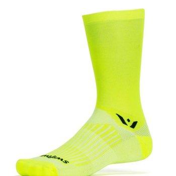 Swiftwick Swiftwick Aspire Seven Socks Hi Vis Yellow