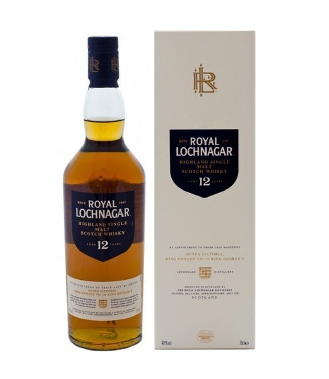 Royal Lochnagar - 12 yr old