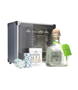 Bin End Patron Poker Set