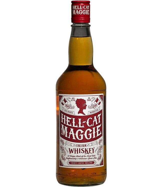 Hellcat Maggie Irish Whiskey