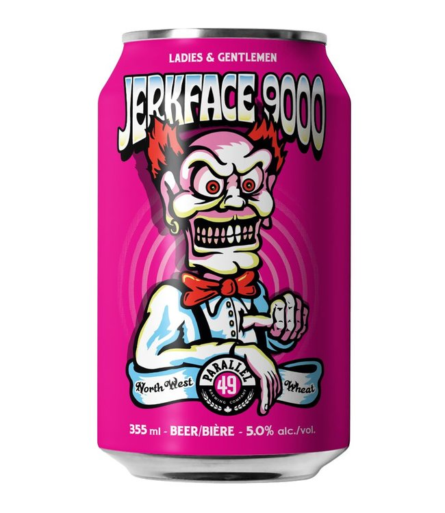 Parallel 49 Jerkface 9000 - 6 pk cans