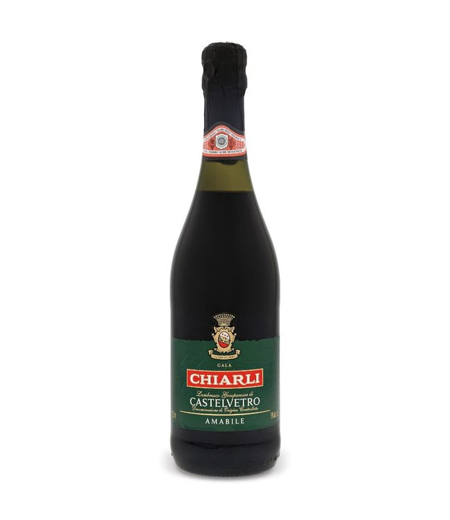 Bubbles Chiarli Lambrusco