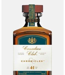 Whisky Canadian Club 41 Yr