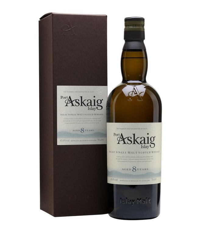Port Askaig 8 yr old Islay Single Malt