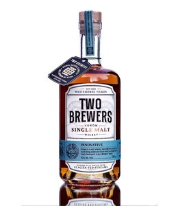 Canadian Whisky Two Brewers Single Malt - Release 11