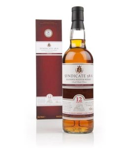 Syndicate 58/6 12 Yr Blended Whisky