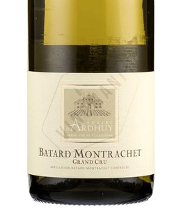 Vintage Keeper Ardhuy Batard Montrachet Grand Cru