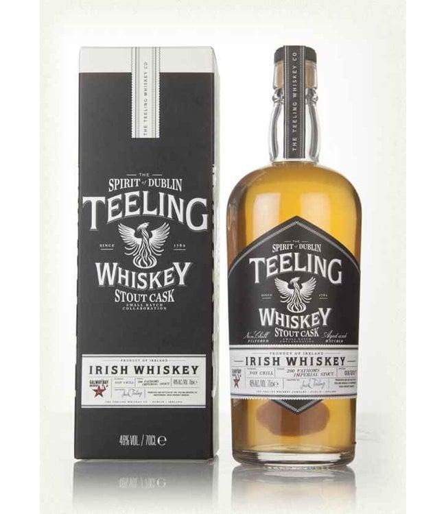 Teeling Stout Finish Whiskey