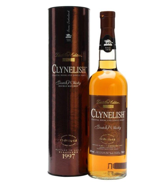 Clynelish - Distiller's Edition