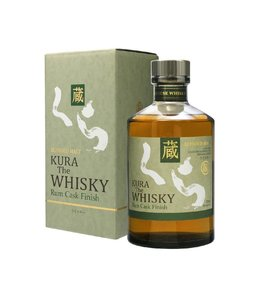 Japanese Whisky Kura the Whisky - Pure Malt