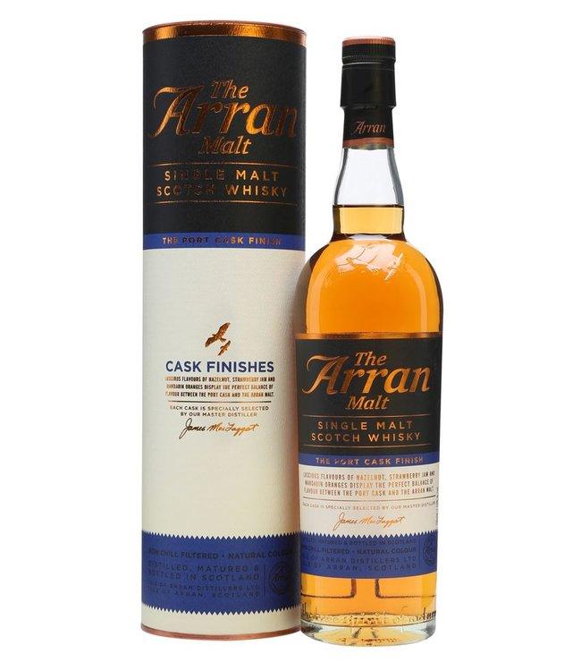 Whisky Arran Port Cask