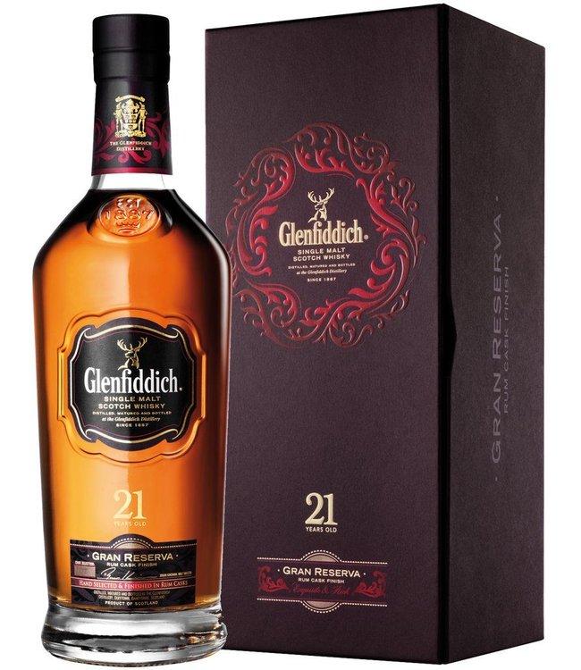 Glenfiddich 21 Year Old Gran Reserva