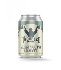 Troubled Monk Belgian White